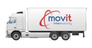 8 Ton Movit Truck