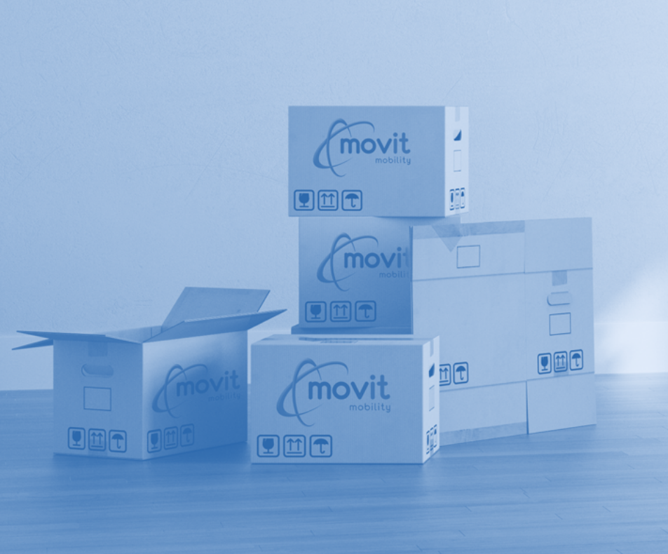 Movit Packing Boxes